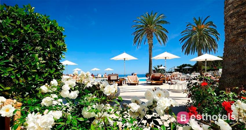предпочтительная гостиница Сицилии со своим пляжем - Le Calette