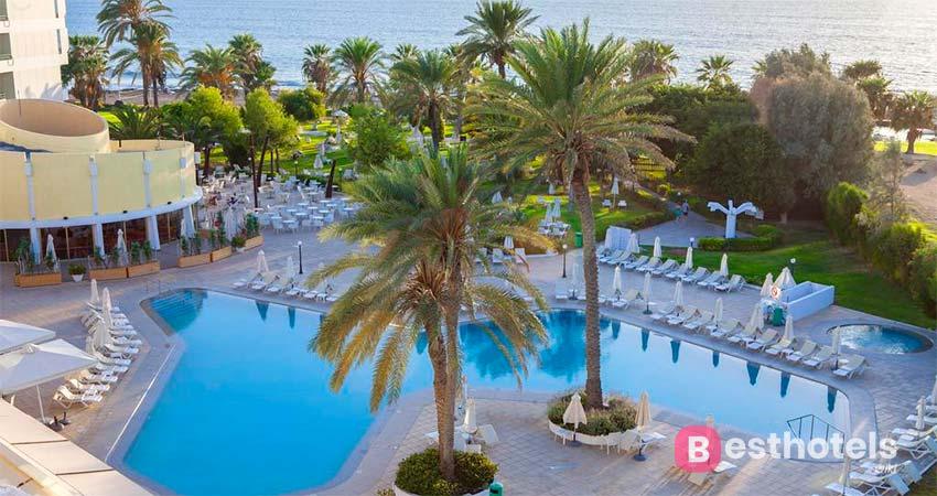 Отели Кипра для отдыха с детьми - Louis Imperial