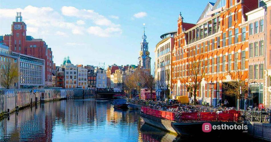 Самые топовые комплексы Амстердама