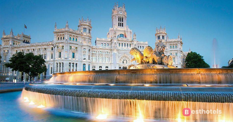 Элитные комплекса Мадрида