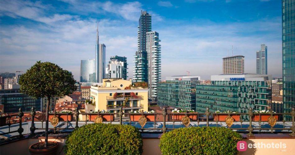 Лучшие отели Милана