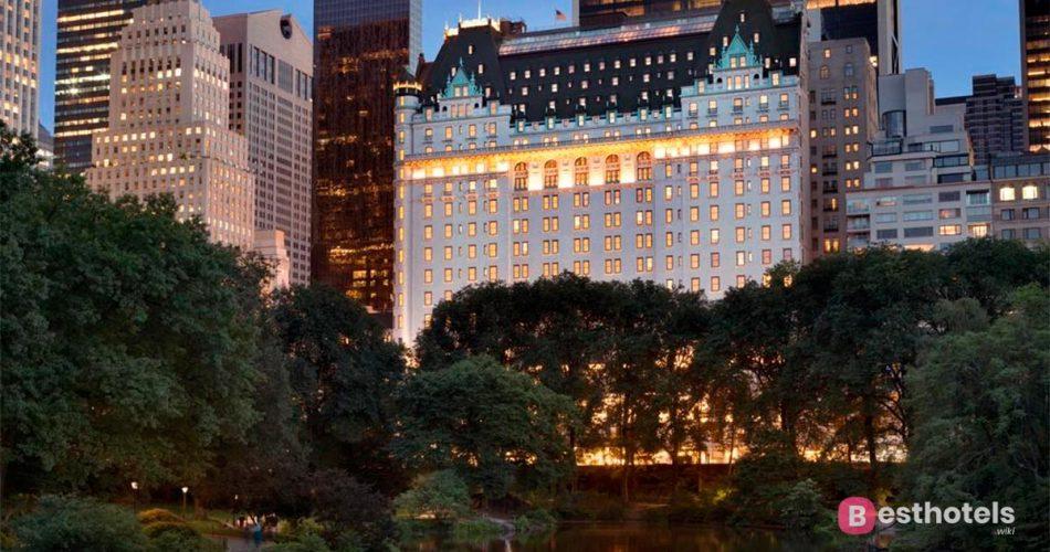 Лучшие отели Нью-Йорка
