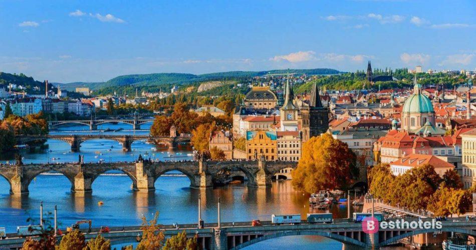 Наилучшие курортные комплексы Праги
