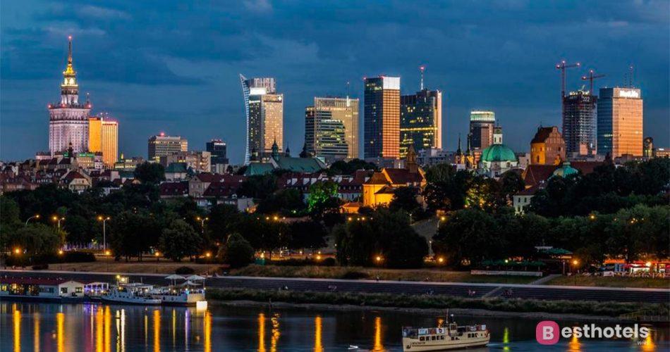 Лучшие отели Варшавы