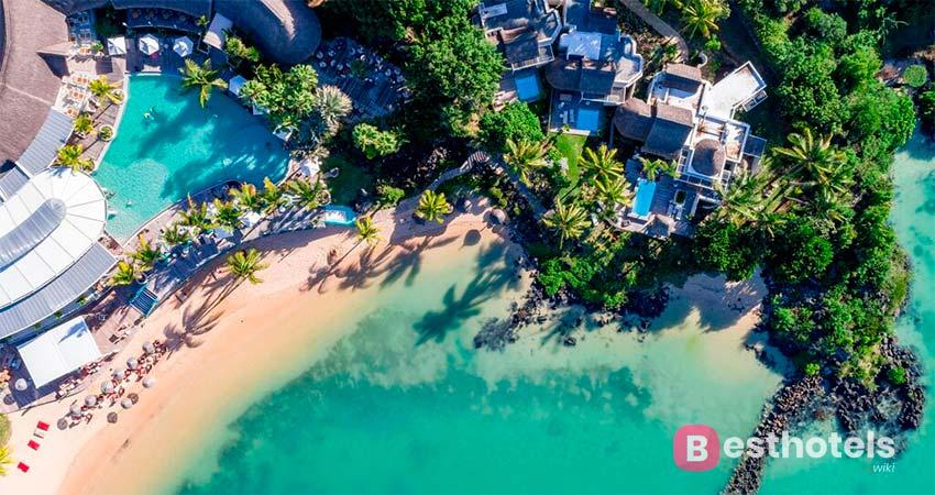 First-class hotel in Mauritius - LUX * Grand Gaube