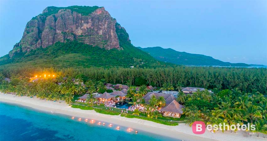 ideal hotel in Mauritius - LUX * Le Morne Resort