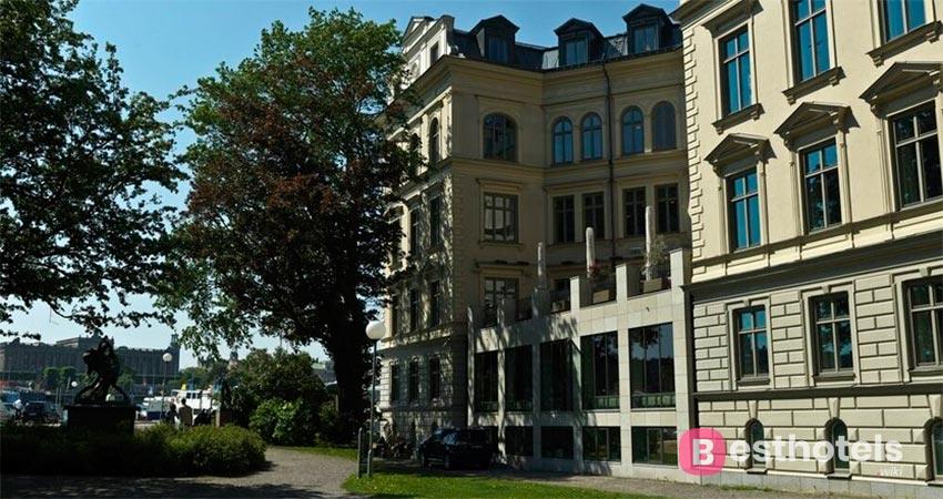 элитный отель в Стокгольме - Lydmar