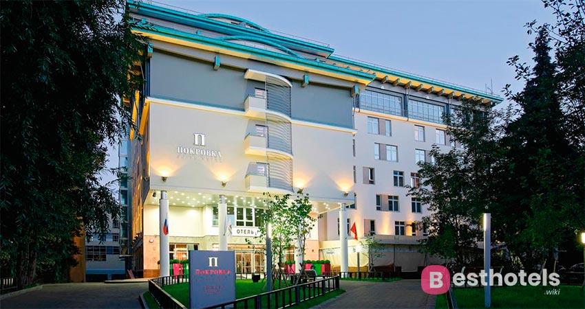 элитный отель в Москве - Mamaison All