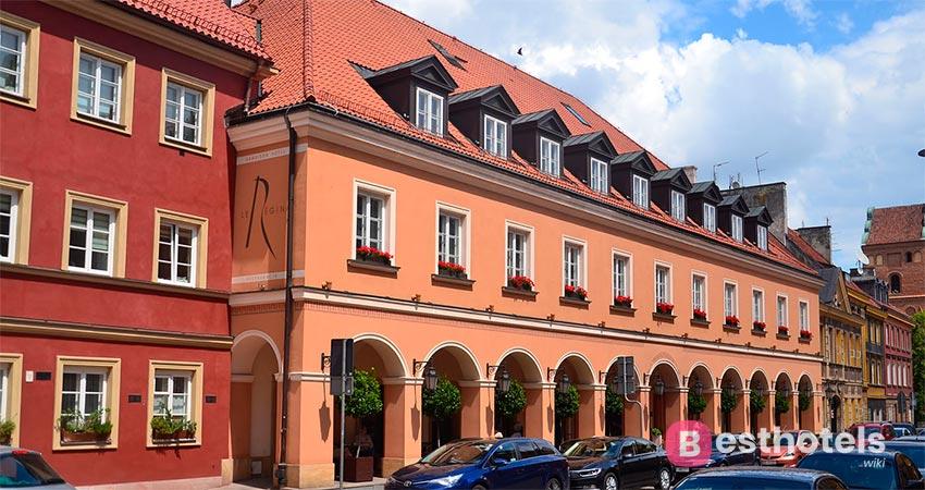 идеальное гостиничное заведение в Варшаве - Le Regina