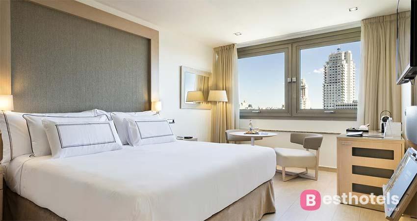 Elegant hotel complex in Madrid - Melia Princesa