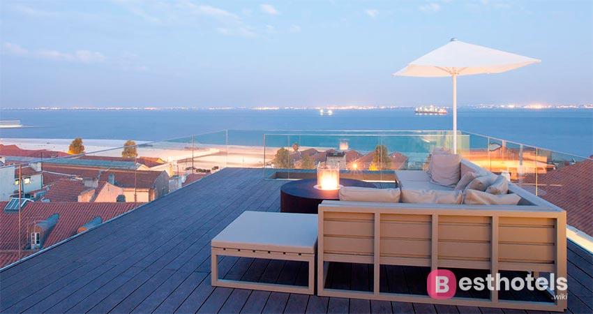impeccable hotel in Lisbon - Memmo Alfama
