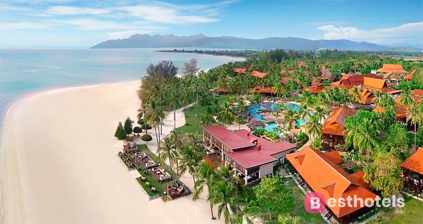 идеальный курорт на Лангкави - Meritus Pelangi