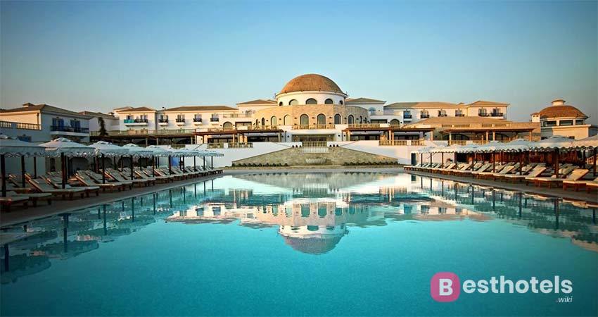Mitsis Laguna Resort & Spa - family holiday hotels in Crete