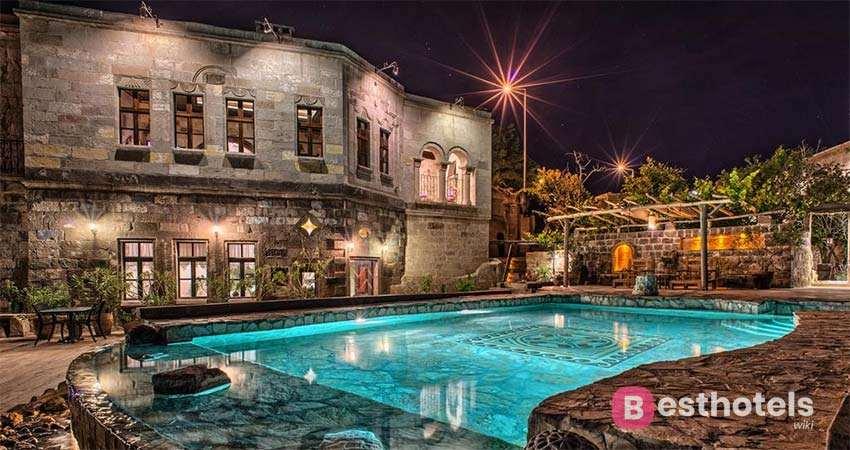 unusual hotel in Turkey - Museum Hotel