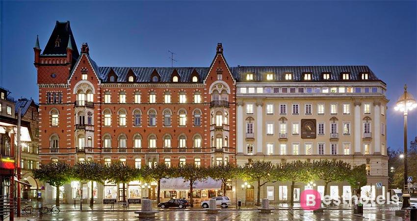 Nobis - один из лучших отелей в Стокгольме