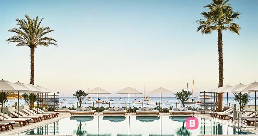Изумительная гостиница на Ибице - Nobu Bay