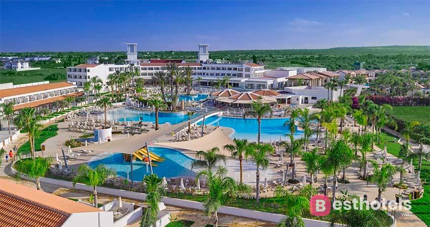 Курорты Кипра для отдыха с детьми - Olympic Lagoon