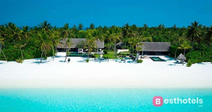One&Only Reethi Rah - бесподобная гостиница на Мальдивах