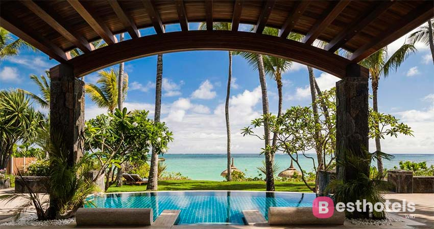 an elite place in Mauritius - One & Only