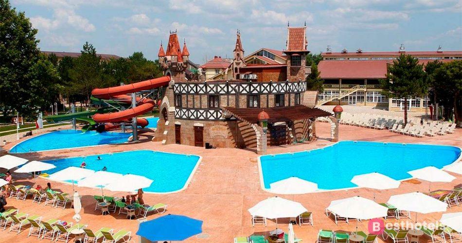 Лучшие отели Анапы для детей