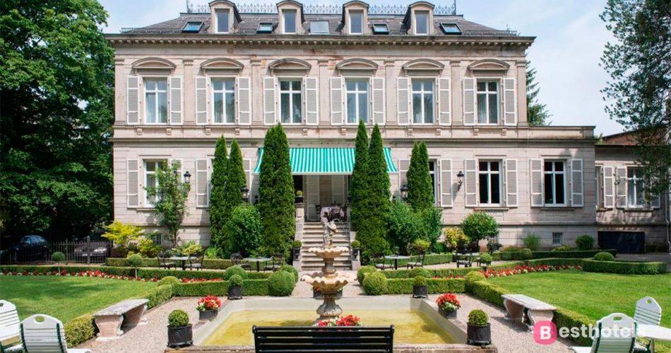 Отели Баден-Бадена с термальным бассейном