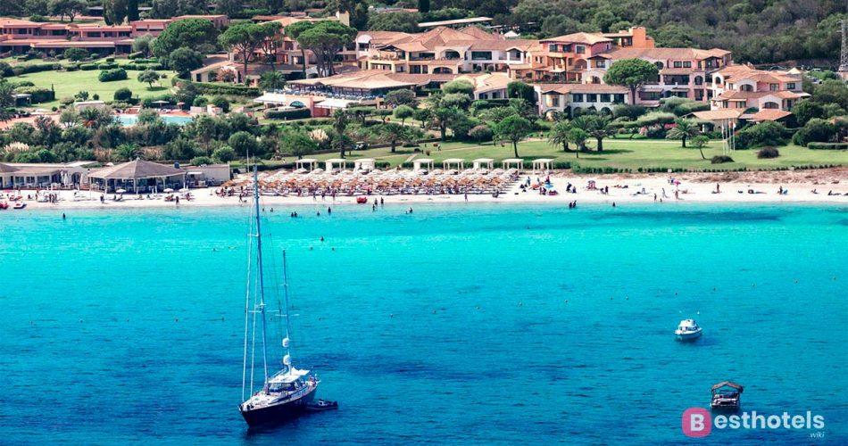 Отели Сардинии с собственным пляжем