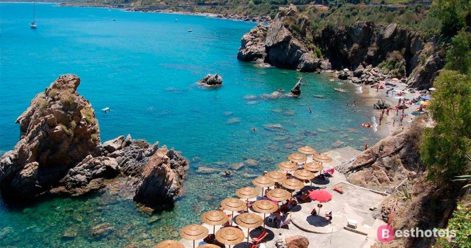 Отели Сицилии со своим пляжем