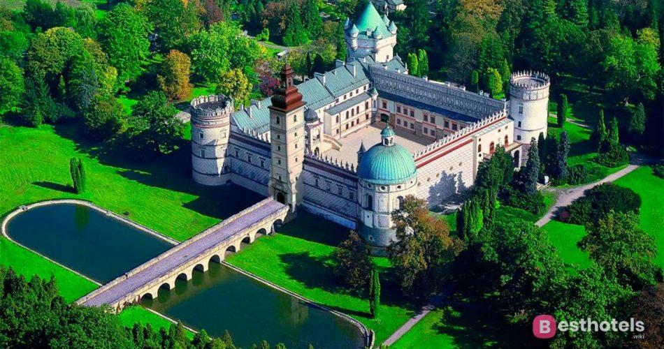 Отели-замки в Польше