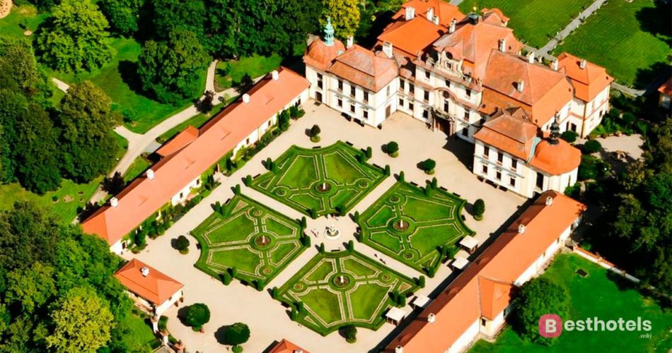 Отели-замки в Чехии