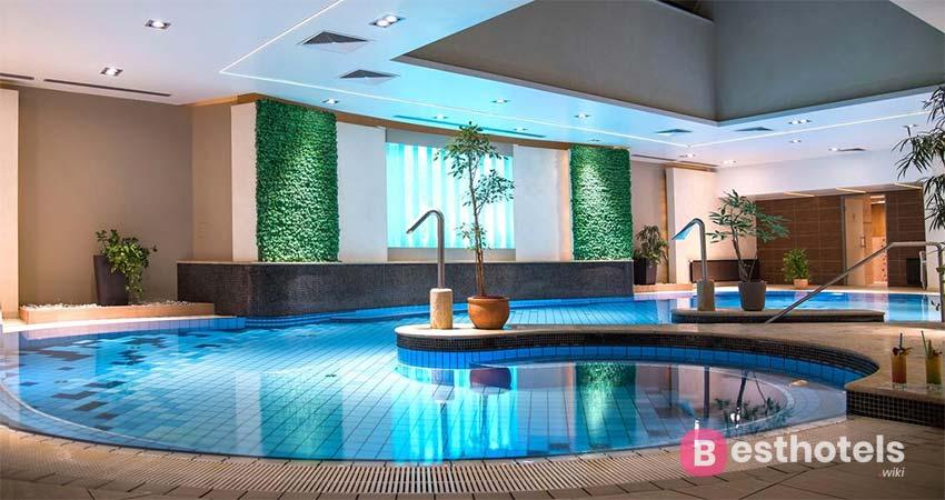 идеальный лечебный курорт в Хевизе - Hotel Palace Heviz