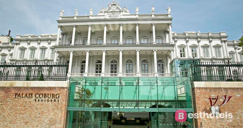 люксовое место в Вене - Palais Coburg Residenz
