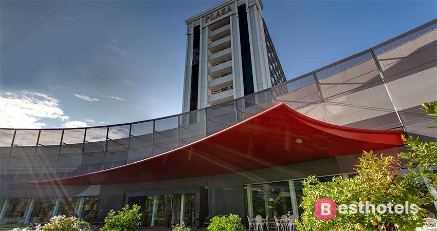 оптимальный курортно-оздоровительный комплекс с термальным бассейном в Абано-Терме - Panoramic