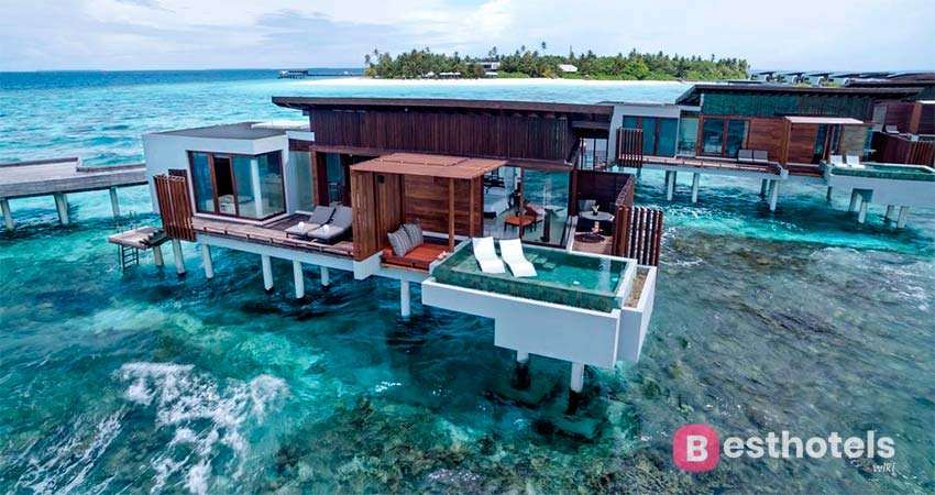 Park Hyatt Hadahaa is one of the ideal hotels in the Maldives