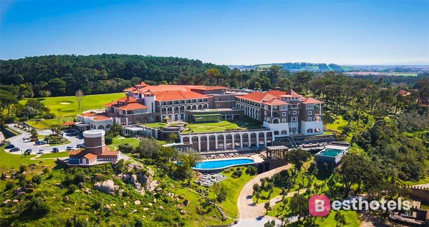 selected holiday complex near Lisbon - Penha Longa