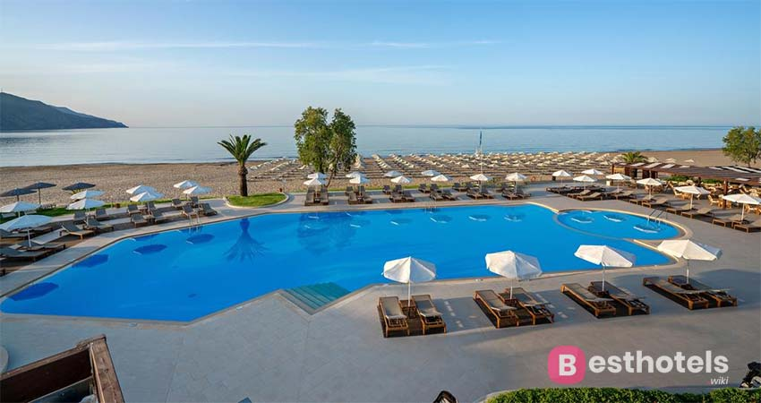 Crete hotels for families with children - Pilot Beach Resort