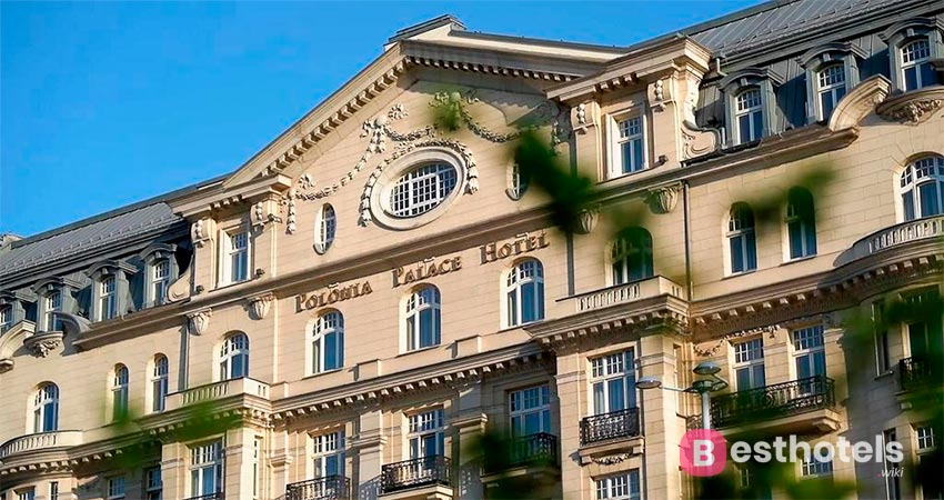безупречный отель в Варшаве - Polonia Palace