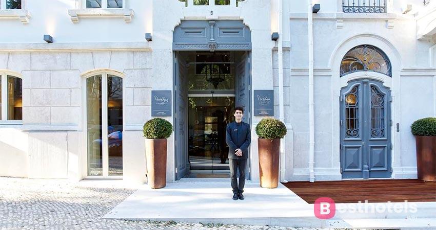 Lisbon's finest establishment - PortoBay