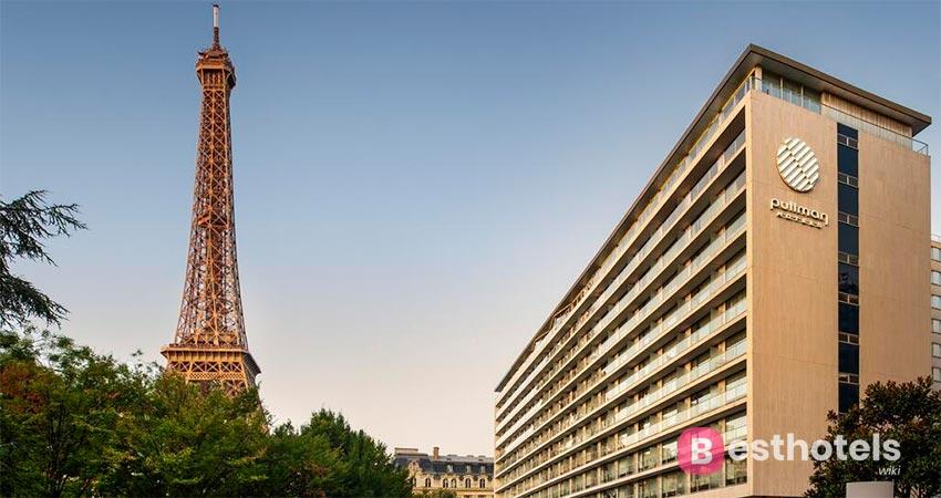 безукоризненный отель в Париже - Pullman