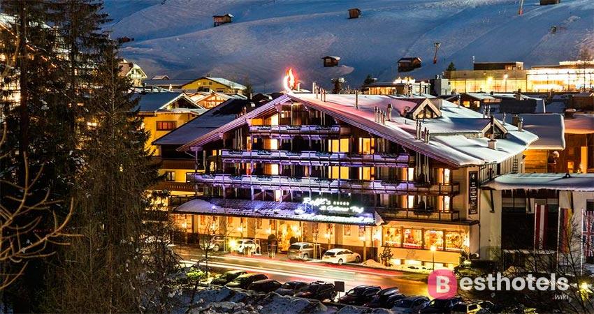 family hotel St. Anton - Raffl's St. Antoner Hof