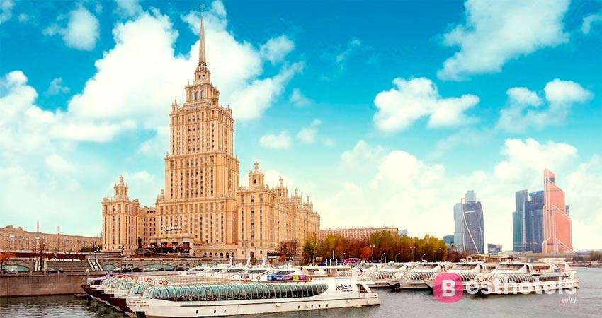 образцовый отель в Москве - Рэдиссон Коллекшен