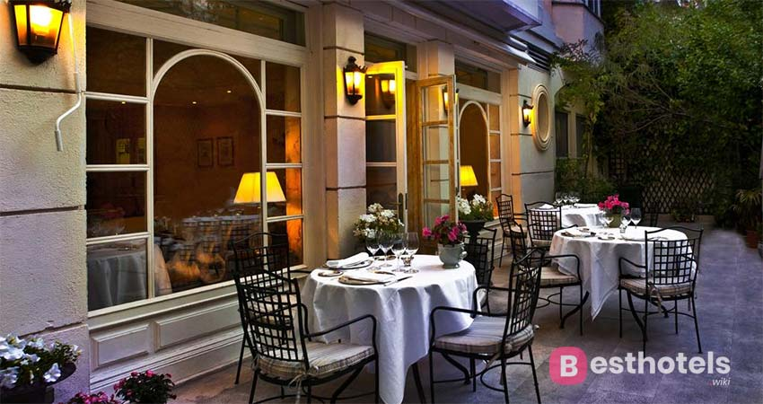 Unmatched hotel in Madrid - Relais & Chateaux Orfila