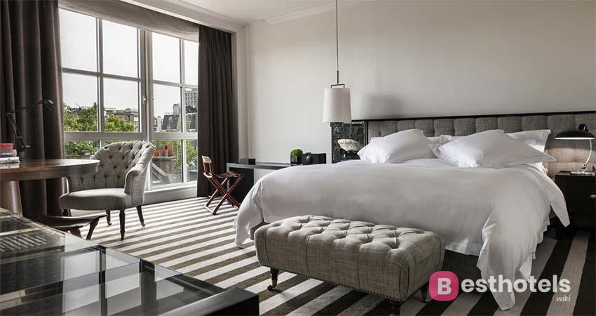 Люксовая гостиница в Лондоне - Rosewood