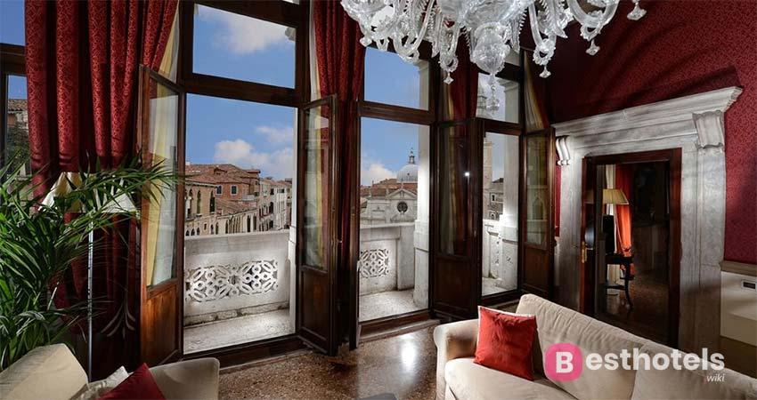 Элитный курортный комплекс - Ruzzini Palace Hotel