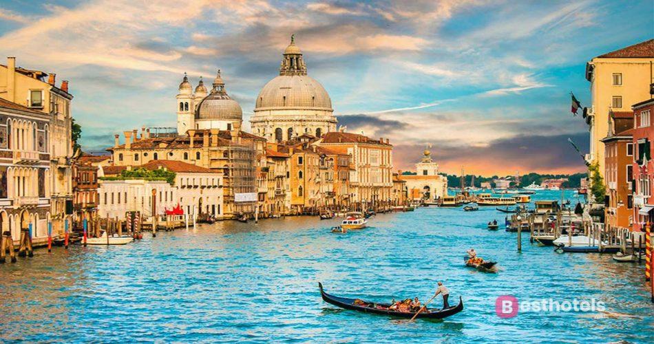 Курортные комплексы венеции премиум класса
