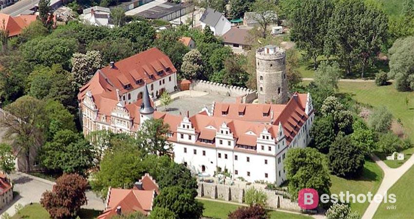 замковый отель в Германии - Schlosshotel Schkopau