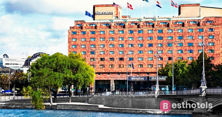 идеальное гостиничное заведение в Стокгольме - Sheraton