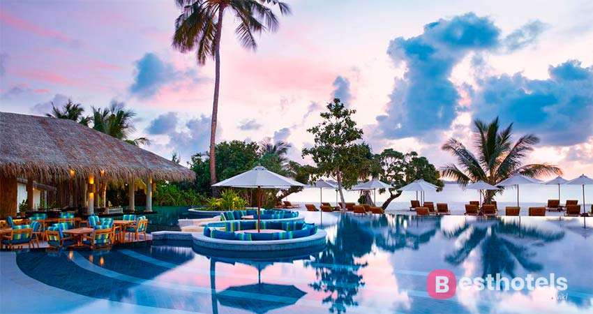 Роскошные отели на Мальдивах - Six Senses Laamu