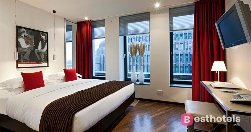 элитная гостиница в Берлине - Sofitel Kurfürstendamm