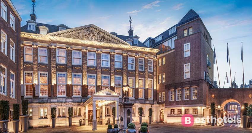 Волшебное место для отдыха в Амстердаме - Sofitel Legend The Grand