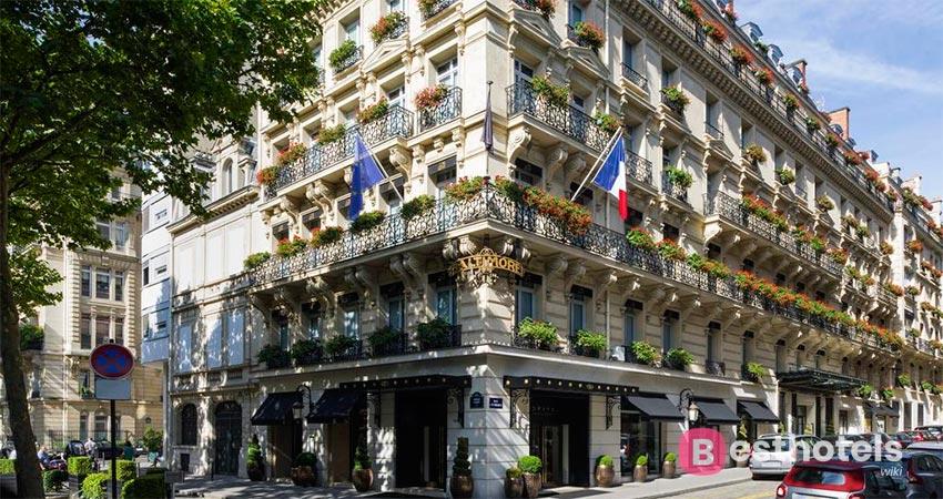 первостатейная гостиница в Париже - Sofitel